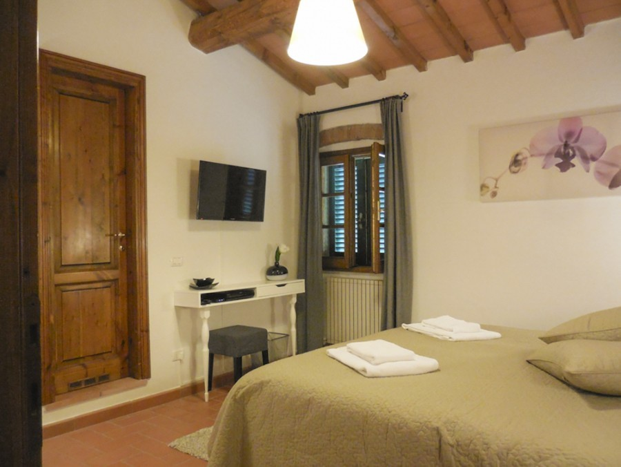 Partingoli B&B slaapkamer 3.jpg Partingoli - kindvriendelijk  vakantie vieren in Toscane 30pluskids image gallery